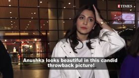 Anushka Sharma's toned arms steal the spotlight in this stunning throwback photo