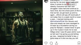 Arjun Kapoor hits back at body-shaming trolls, says 'you have no right to put people down'