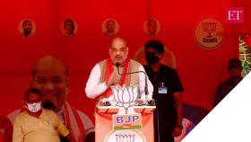 Bengal polls: Citizenship to Namsudras and Matuas as soon as we form the govt, says Amit Shah in Tehatta, West Bengal