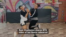 Bhojpuri actress Rani Chatterjee shares BTS video of her dance rehearsal for 'Bigg Boss 13' wild card contestant Khesari Lal Yadav