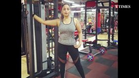 Bhojpuri sensation Rani Chatterjee's 5 best gym wears that will inspire you to re-invent your closet!