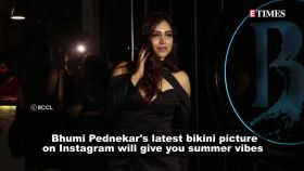 Bhumi Pednekar sets the internet on fire with her latest Instagram post