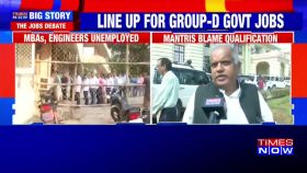 Bihar Minister blames 'high literacy' rate for unemployment crisis