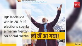 BJP landslide win sparks a meme frenzy on social media