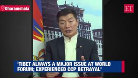 Calling LAC as 'India-China border' validates Sino aggression, presence on Tibetan land: Lobsang Sangay