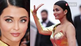 Cannes 2019: Aishwarya Rai Bachchan turns modern-age rock princess by day, angel by evening
