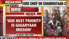 'Chandrayaan-2' orbiter is doing very well: ISRO chief K Sivan
