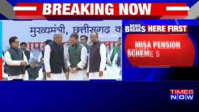 Chhattisgarh govt scraps pension scheme for MISA detainees