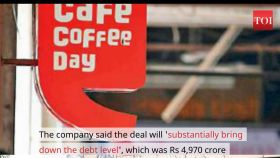 Coffee Day Enterprises Bengaluru IT park sold for Rs 2,700 crore to Blackstone