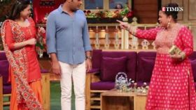 Comedian Bharti Singh says that Kapil Sharma has stopped partying and drinking post marriage