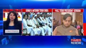 Congress must expedite process of finding a full-time president: Shashi Tharoor