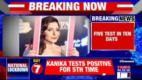 Coronavirus: Singer Kanika Kapoor tests positive for 5th time