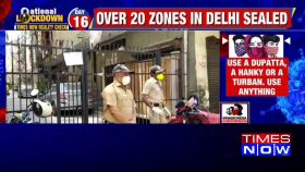 Coronvirus lockdown: Ground report from the areas sealed in Noida