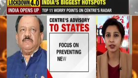 COVID-19: 11 municipal areas in 7 states account for 70% cases; Govt asks to ramp up health infra