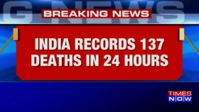 Covid-19: With biggest spike of 6,654 cases, India's tally reaches 1,25,101