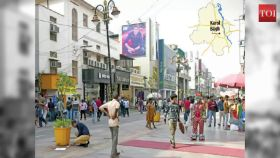 Delhi: German praise for Karol Bagh project