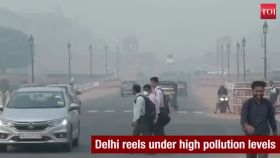 Delhi Pollution: School kids made to run even as pollution remains 'severe'