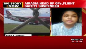 DGCA suspends 2 senior officials of Air Asia over safety violations