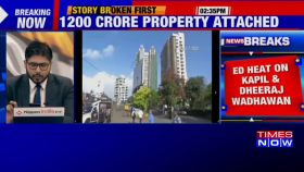 DHFL case: ED attaches properties of Wadhawans worth Rs 1,412 crore