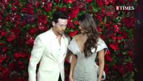 Disha Patani reveals how difficult it is to impress Tiger Shroff