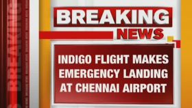 Doha bound Indigo flight makes emergency landing at Chennai airport