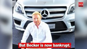 German tennis star Boris Becker to auction off trophies to clear debts