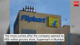 Going physical: Flipkart plans grocery stores