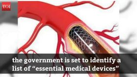 Government all set to identify a list of 'essential medical devices'