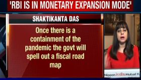 Govt will have to spell out fiscal roadmap once COVID is contained: RBI Guv Shaktikanta Das