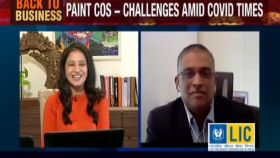Growth coming from smaller towns, we are seeing some challenges in top 9-10 cities: AkzoNobel
