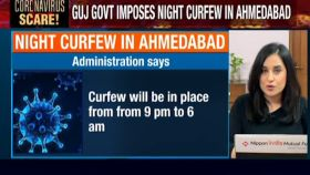 Gujarat government imposes night curfew in Ahmedabad starting tomorrow as Covid-19 cases rise