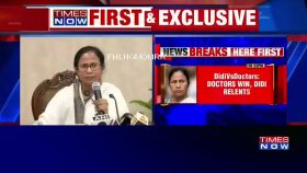 Have accepted all demands of protesting doctors, they must rejoin service, says Mamata Banerjee
