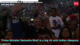 #HowdyModi: Narendra Modi's tryst with Indian diaspora
