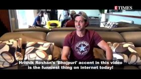 Hrithik Roshan's 'Bhojpuri' accent video is winning hearts; Amala opens up on her kissing scene with a woman, and more