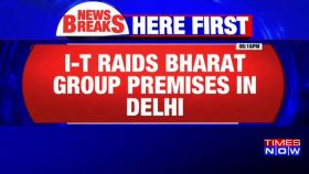 I-T raids Bharat Group, undisclosed foreign assets recovered