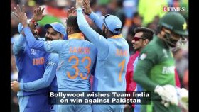 ICC World Cup 2019: Bollywood wishes Team India on their win against Pakistan
