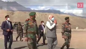 India-China standoff: Significance  of PM Narendra Modi's visit to Leh