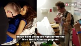 Indian-American beauty Shree Saini collapses before the final night of Miss World America pageant