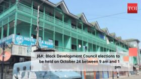 J&K: Block Development Council elections to be held today