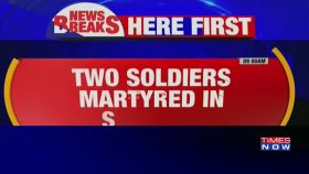 J&K: Two soldiers, one civilian killed in alleged ceasefire violation in Kupwara