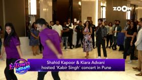 'Kabir Singh' promotion: Shahid Kapoor and Kiara Advani interact with fans in Pune