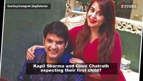 Kapil Sharma and Ginni Chatrath expecting their first child?