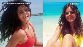 Katrina Kaif shares yet another pic from her Mexico vacation