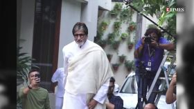 Kaun Banega Crorepati 11: Amitabh Bachchan shares pictures of a cat on sets, jokes she has come to play the game