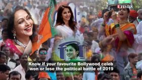 Know if your favourite Bollywood celeb won or lose the political battle of 2019