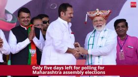 Maharashtra elections 2019: PM Narendra Modi to address 3 rallies