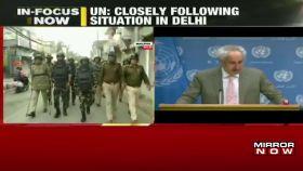 Mahatma Gandhi's spirit needed more than ever: UN chief on Delhi violence