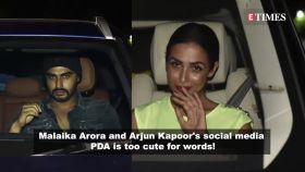 Malaika Arora in awe of rumoured boyfriend Arjun Kapoor's latest photo