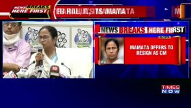 Mamata offers to resign as West Bengal CM, party rejects resignation