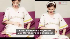 Meet Kalki Koechlin's boyfriend and soon to be father Guy Hershberg